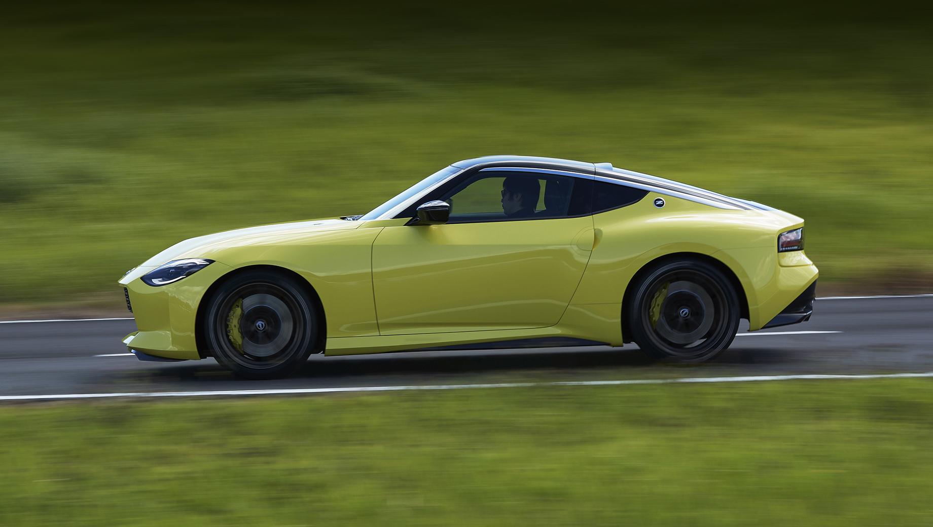 Nissan z. Внешность серийной модели должна быть близка к концепту Nissan Z Proto, показанному в сентябре 2020 года.