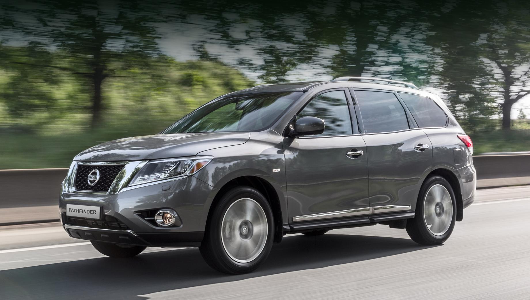 Nissan Pathfinder отозван из-за ненадёжного реле