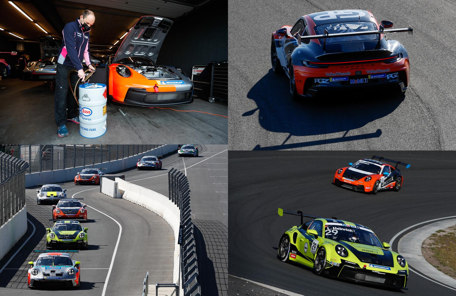 Porsche применит низкоуглеродное топливо в Суперкубке