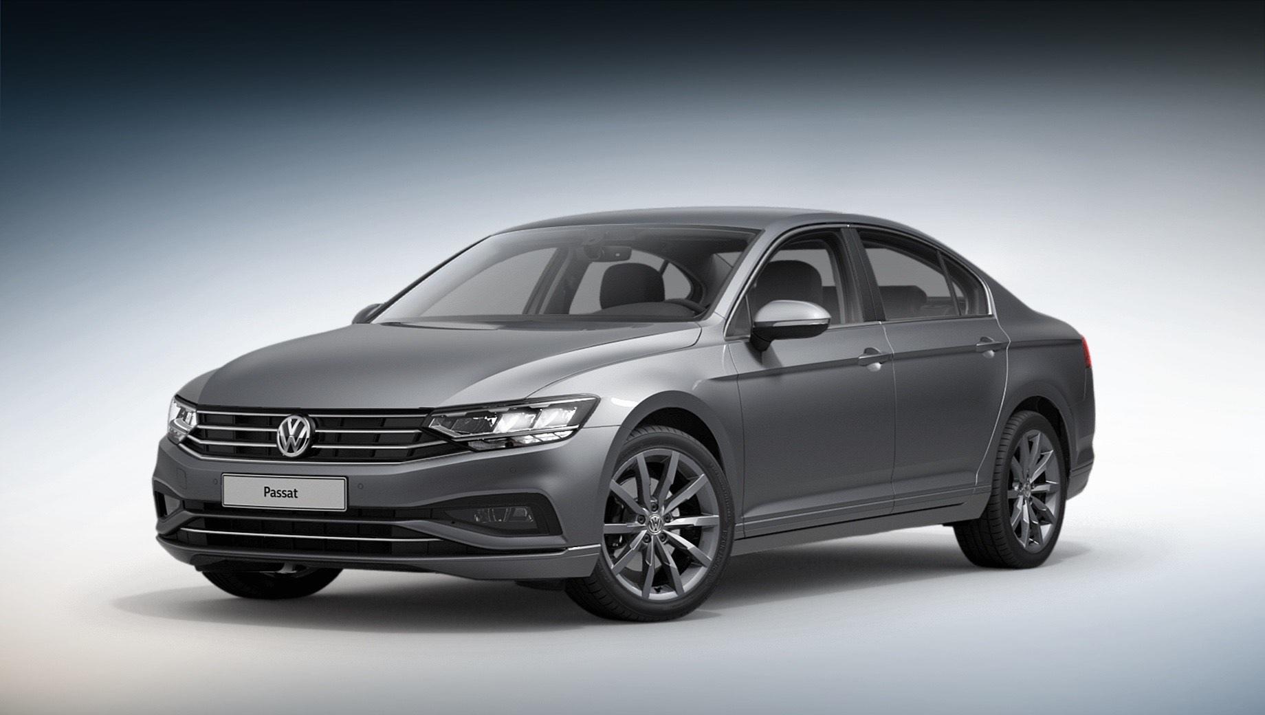 Двухлитровый Volkswagen Passat вернулся в Россию