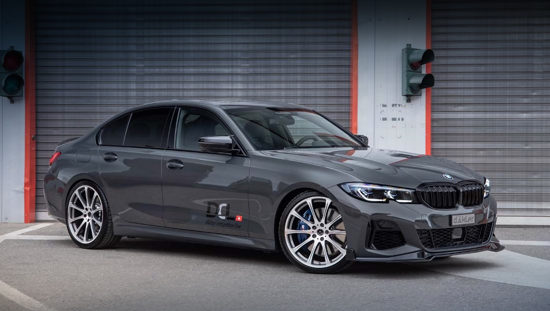 Ателье dÄHLer приблизило BMW M340i к «эм-третьей»
