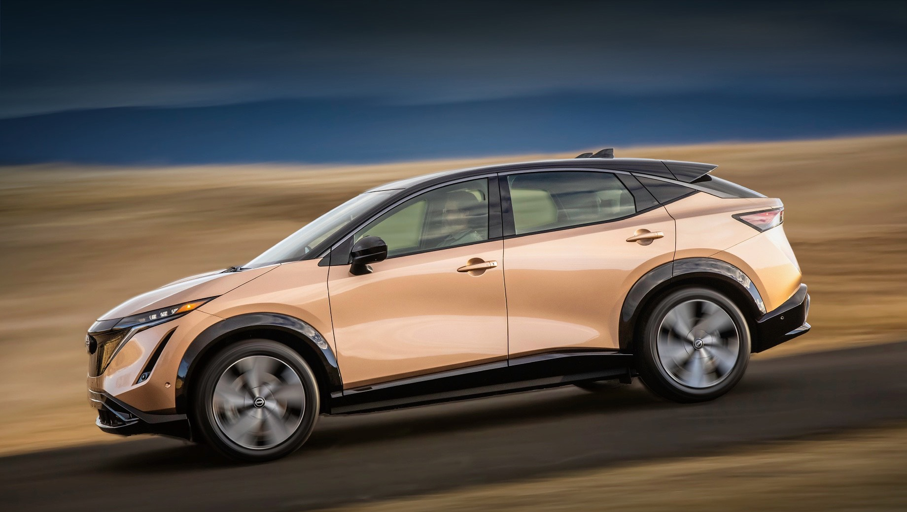 Nissan подготовит электрокар размером с Juke