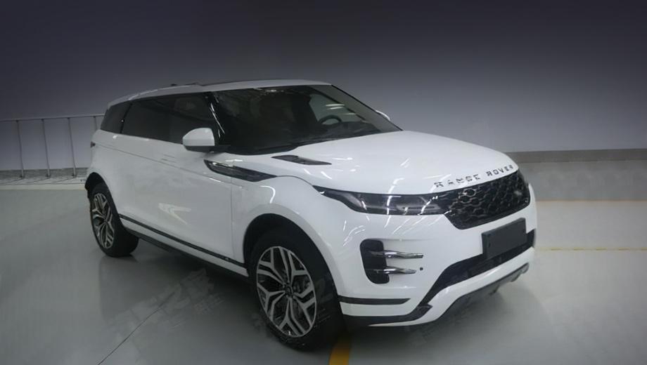 Range Rover Evoque обзавёлся удлинённой модификацией