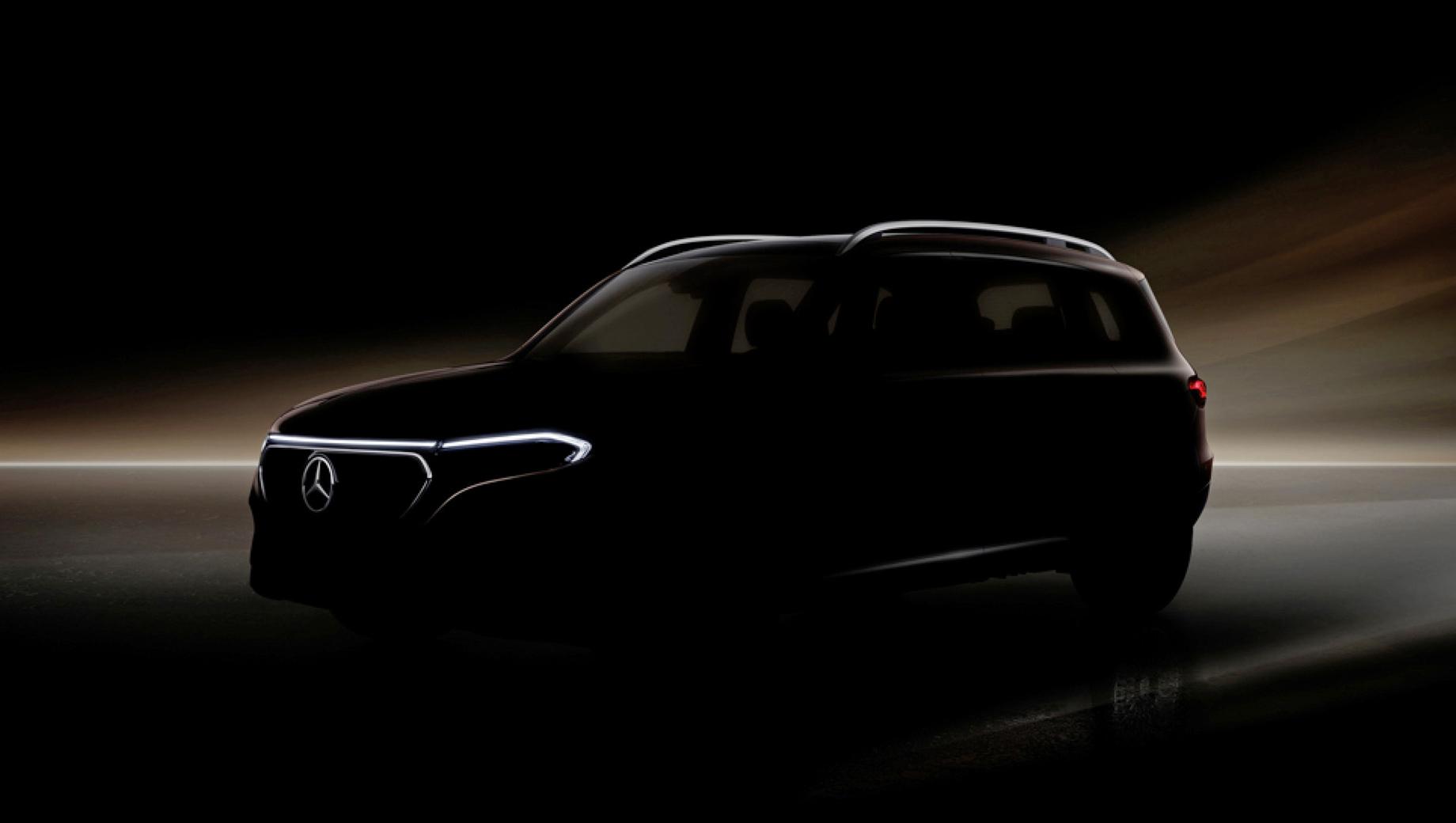 Электрокар Mercedes-Benz EQB первыми получат китайцы