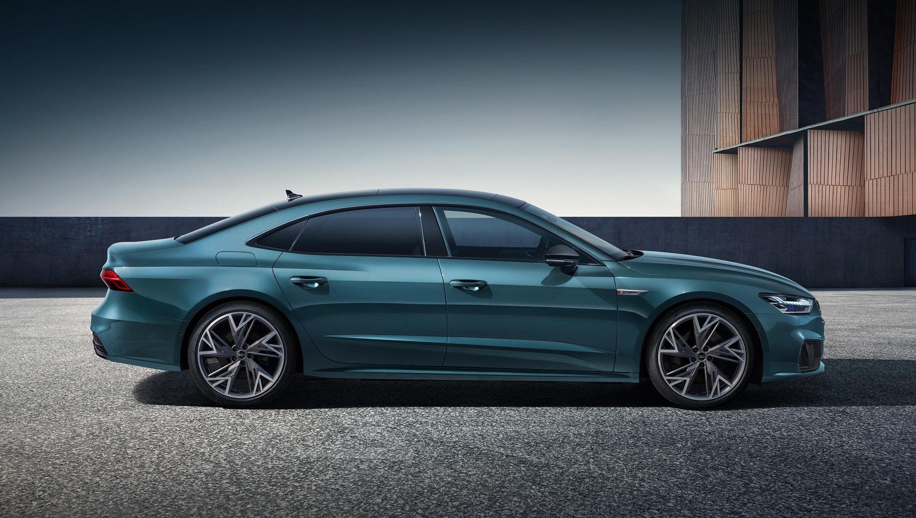Audi a7 l,Audi a7 sportback. Автомобиль разработан силами совместного предприятия SAIC-VW и будет собираться на заводе в Шанхае. Тираж автомобилей в приветственной серии не превысит тысячи штук. Также в гамме ожидаются версии с двухлитровым турбомотором на 190 и 245 сил.