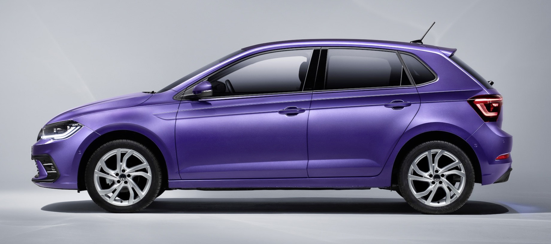 Обновлённый Volkswagen Polo получил шоссейный автопилот
