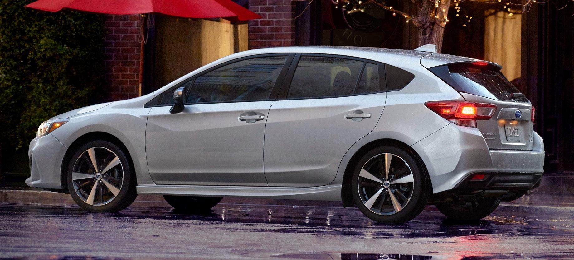 Subaru отзовёт в Штатах почти 875 тысяч автомобилей