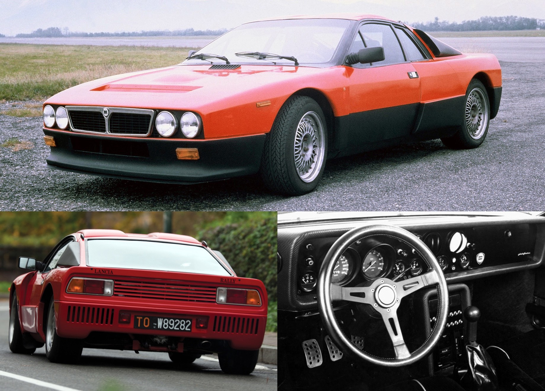 Фирма Kimera Automobili возродит спорткар Lancia 037