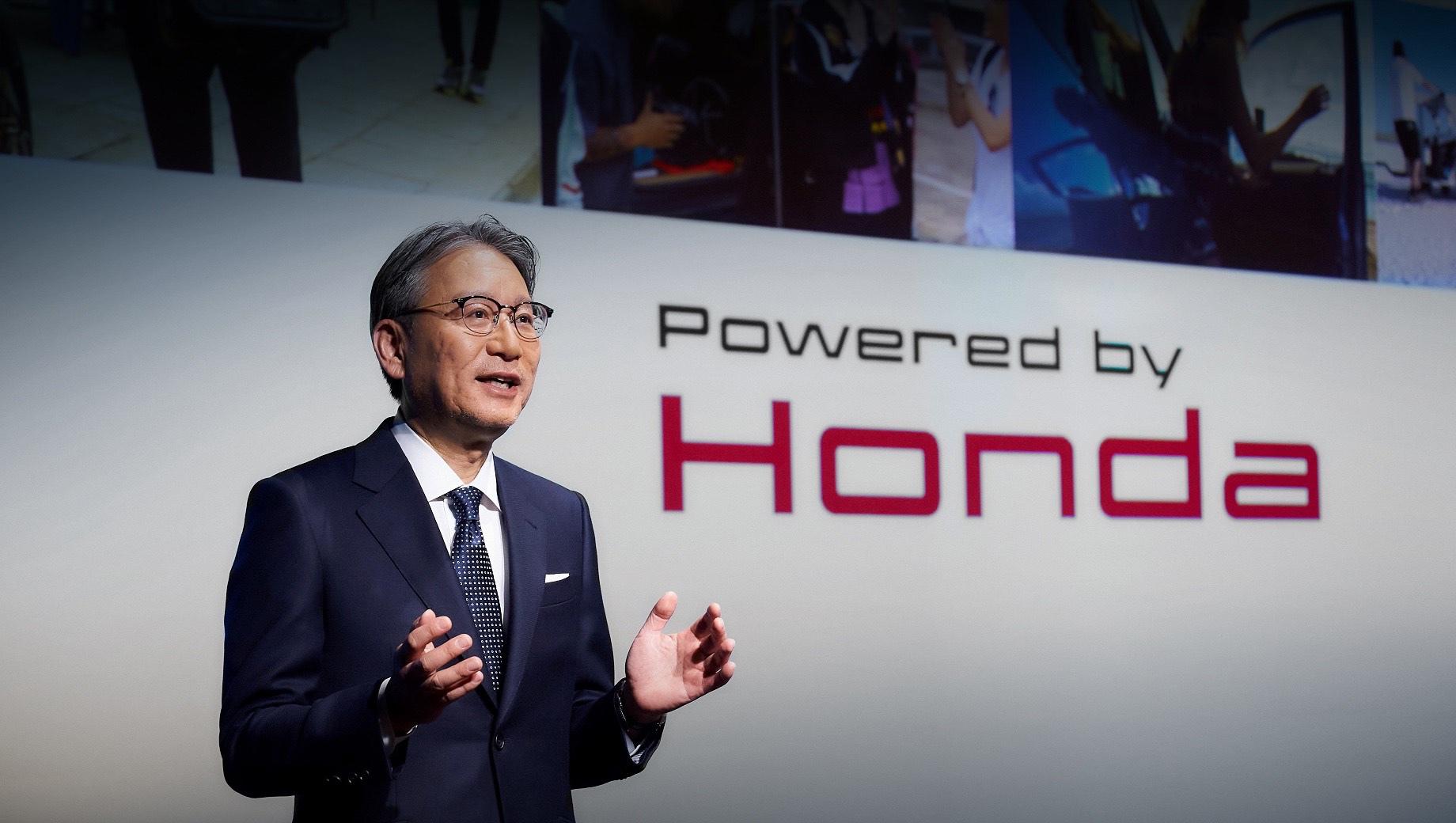 Honda назначила полную электрификацию на 2040 год