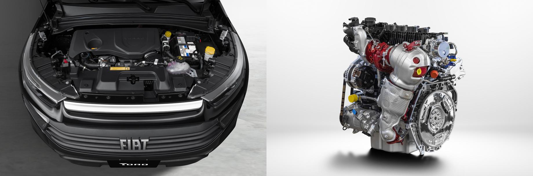 Пикап Fiat Toro разжился новым турбомотором