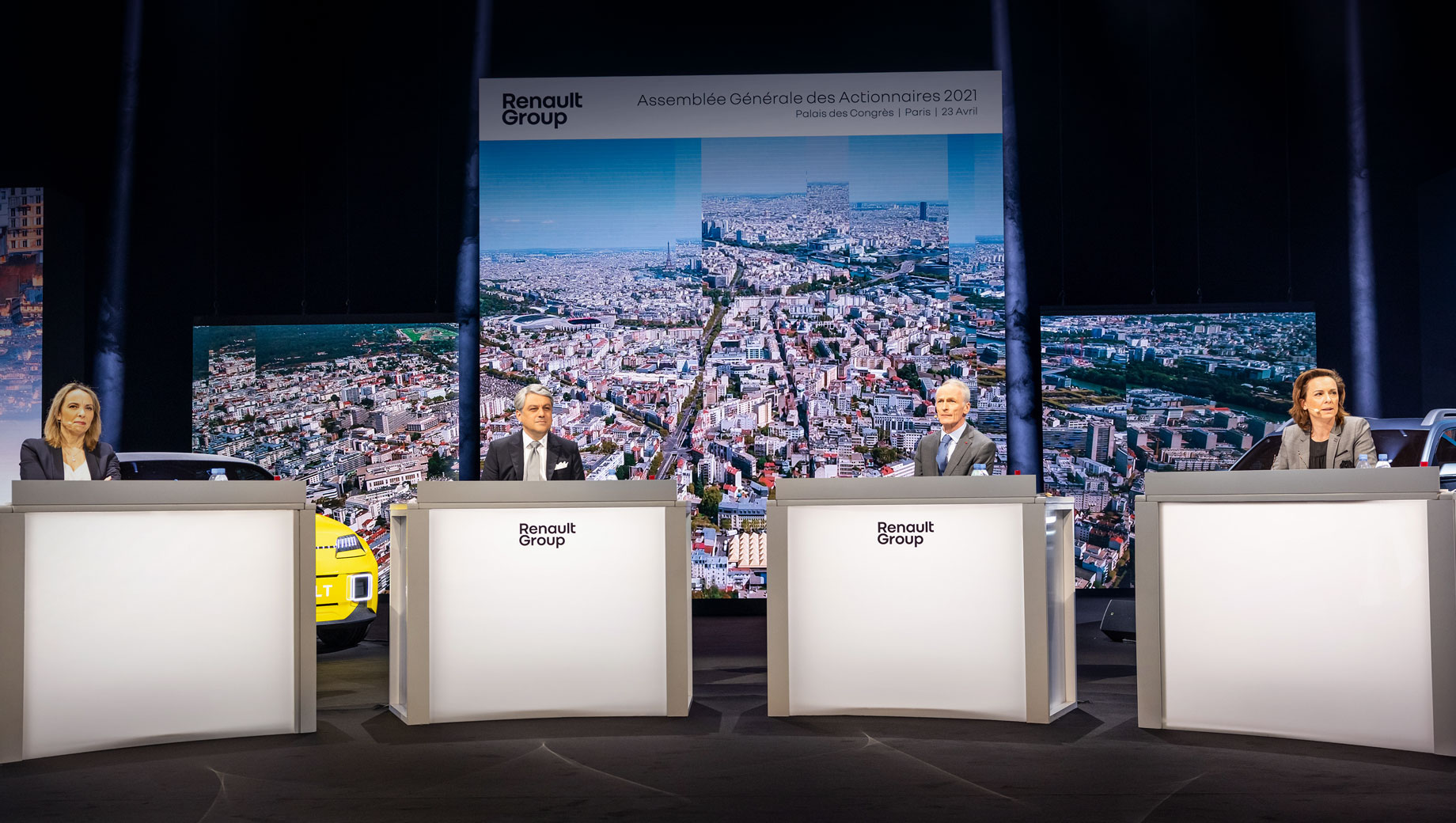 Группа Renault сформулировала свою главную цель