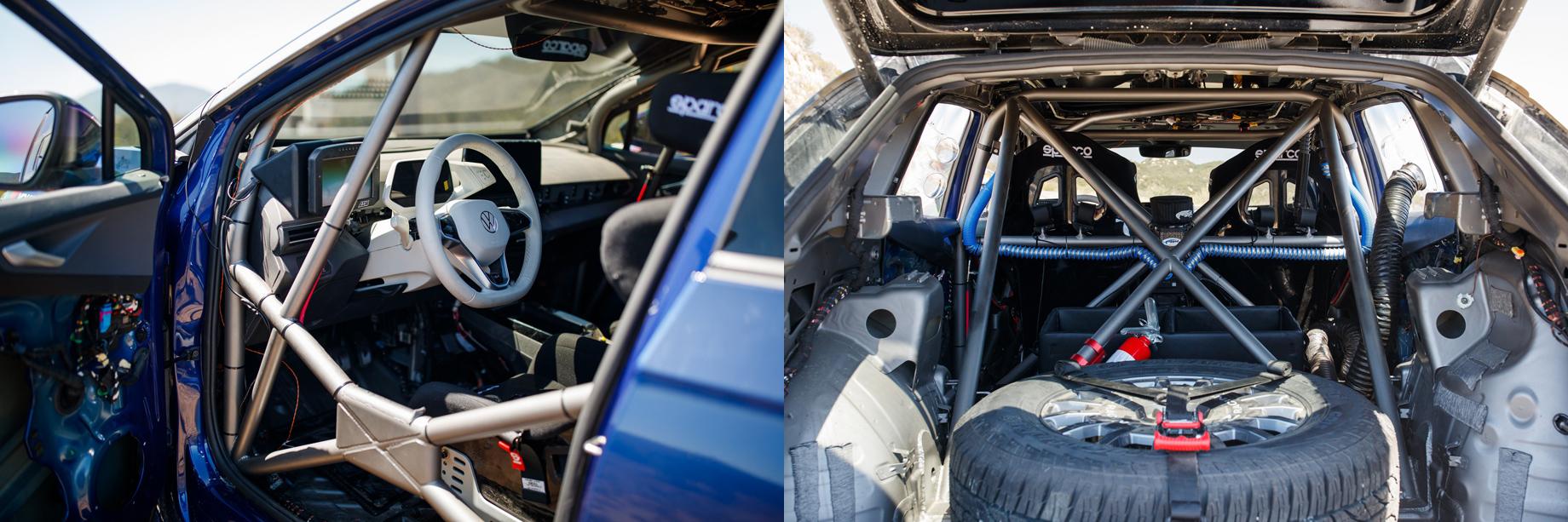 Volkswagen ID.4 отправился в тысячемильную гонку