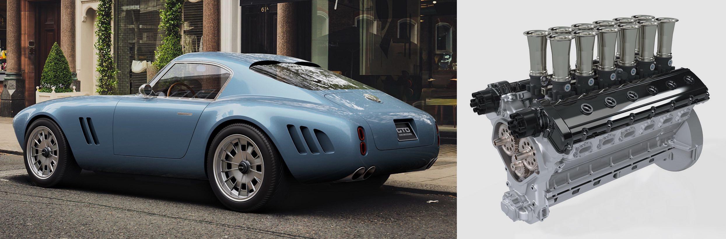 Суперкар GTO Engineering Squalo стал ближе к реальности