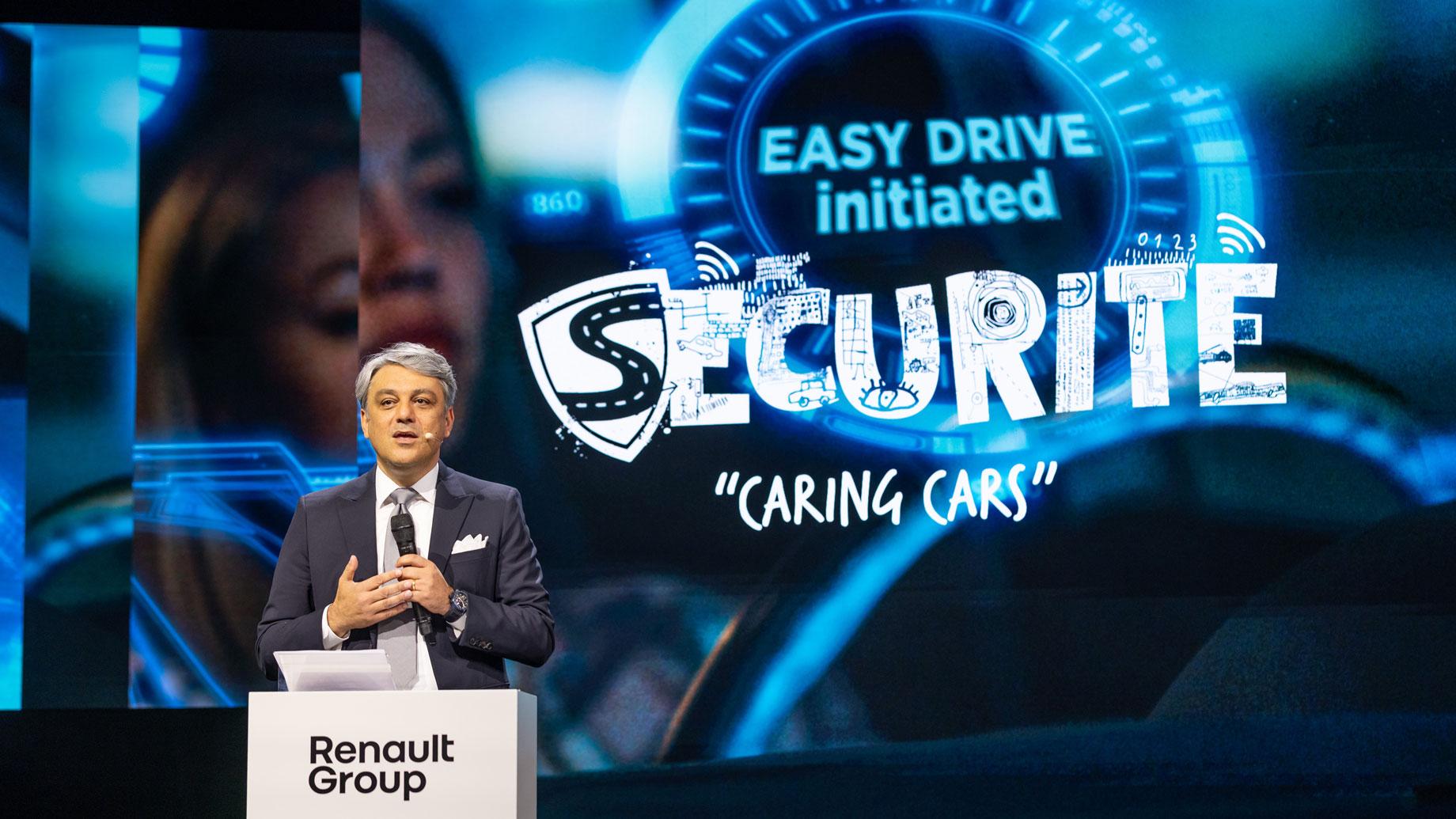 Renault Group ограничит скорость на отметке 180 км/ч
