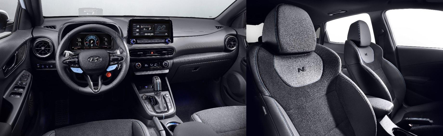 Кросс-хэтч Hyundai Kona N выйдет на рынок летом