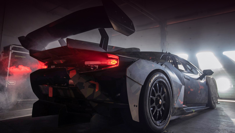 Lamborghini Huracan GT2 откроет для марки новую категорию