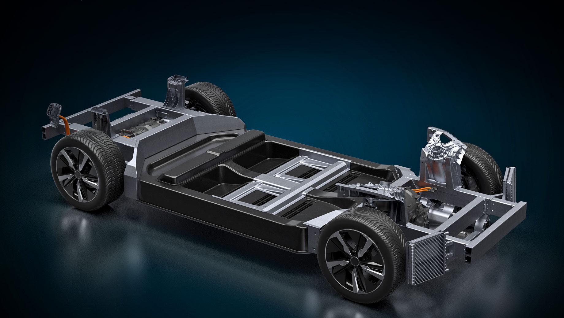 Williams и Italdesign разработают электрокары под ключ