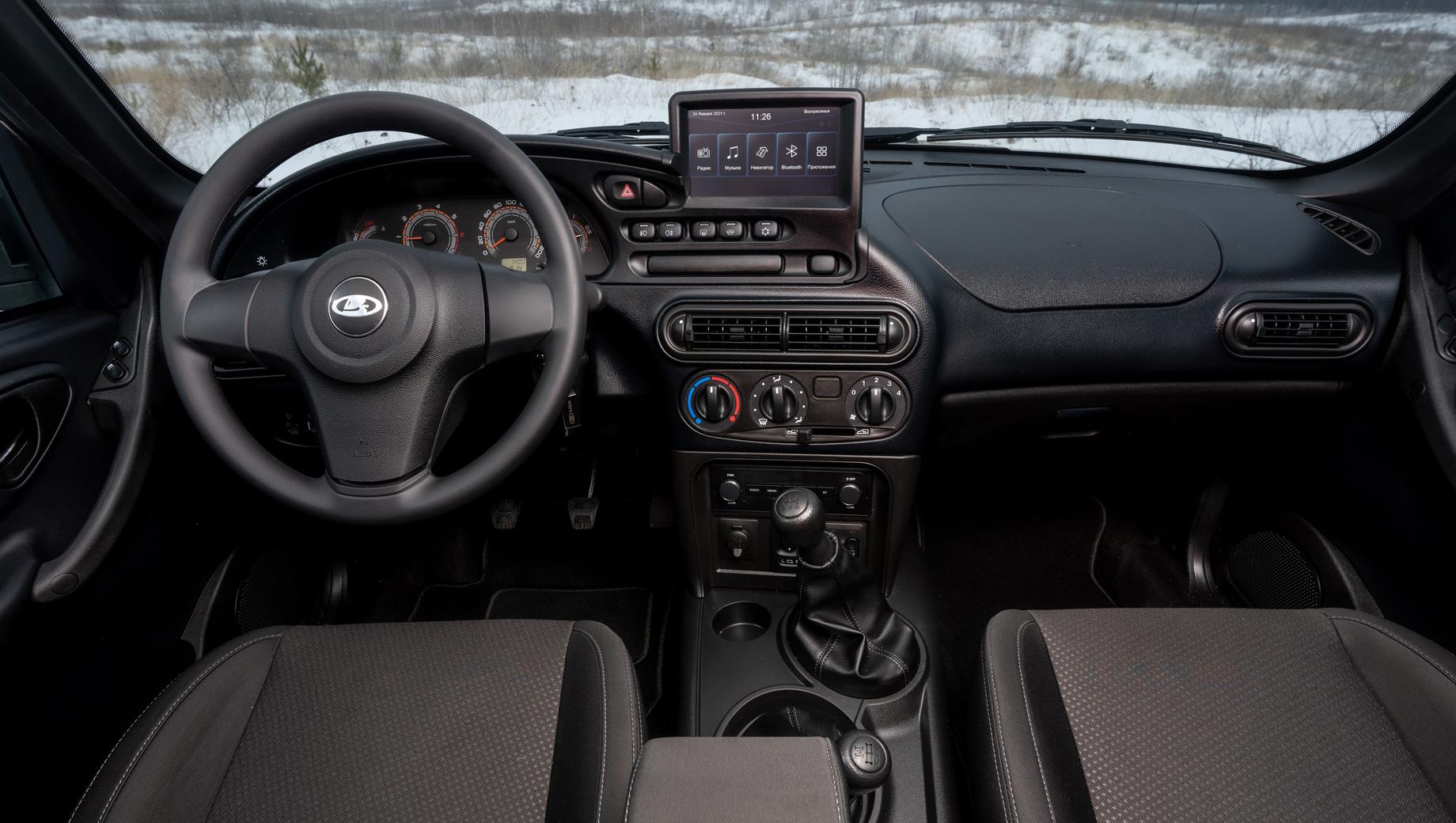 Lada Niva Travel переедет на основную площадку АвтоВАЗа