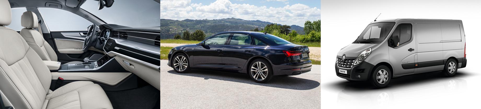 Audi, Mercedes, Renault и Volkswagen позвали модели на ремонт