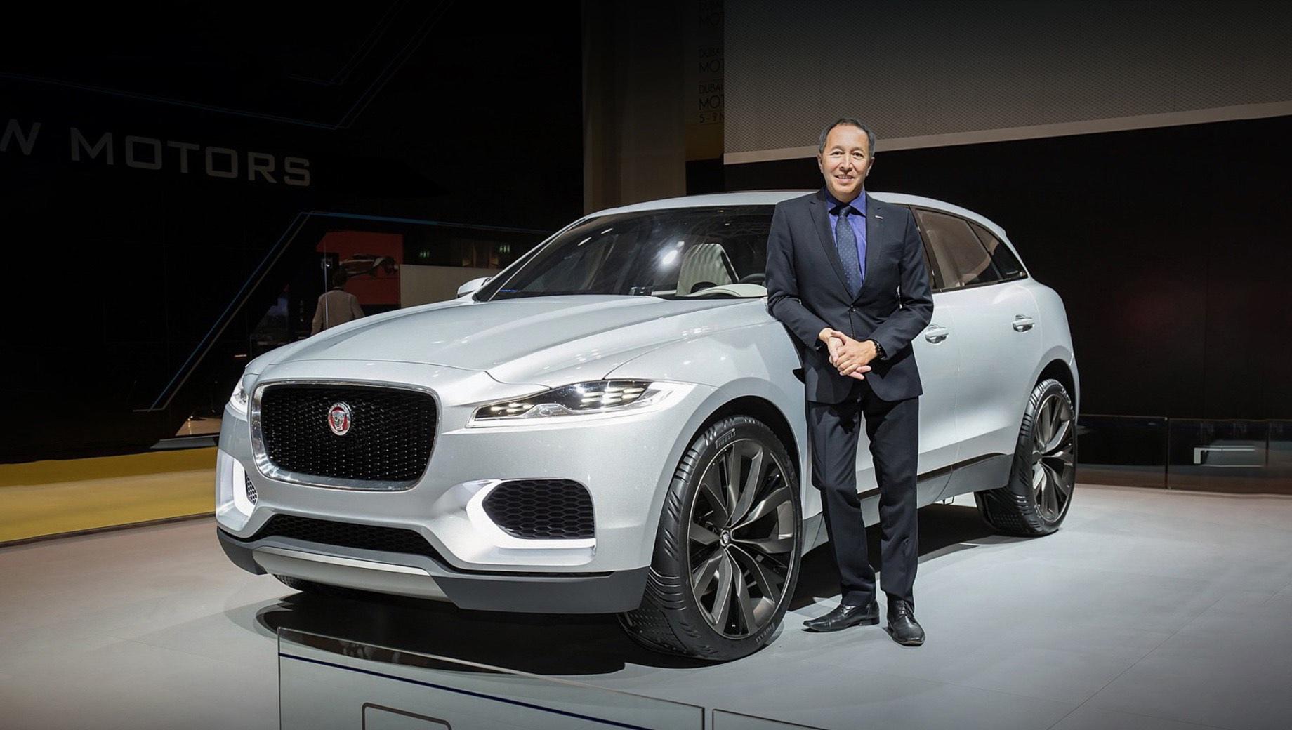 Джулиан Томсон оставит пост шеф-дизайнера бренда Jaguar