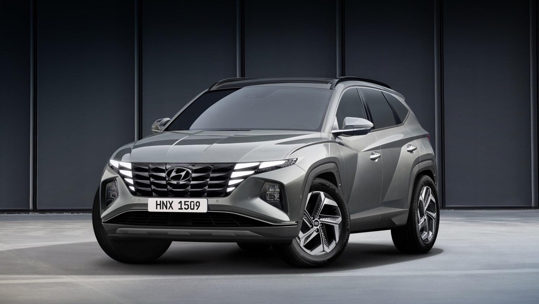 В Россию приедет удлинённый кроссовер Hyundai Tucson