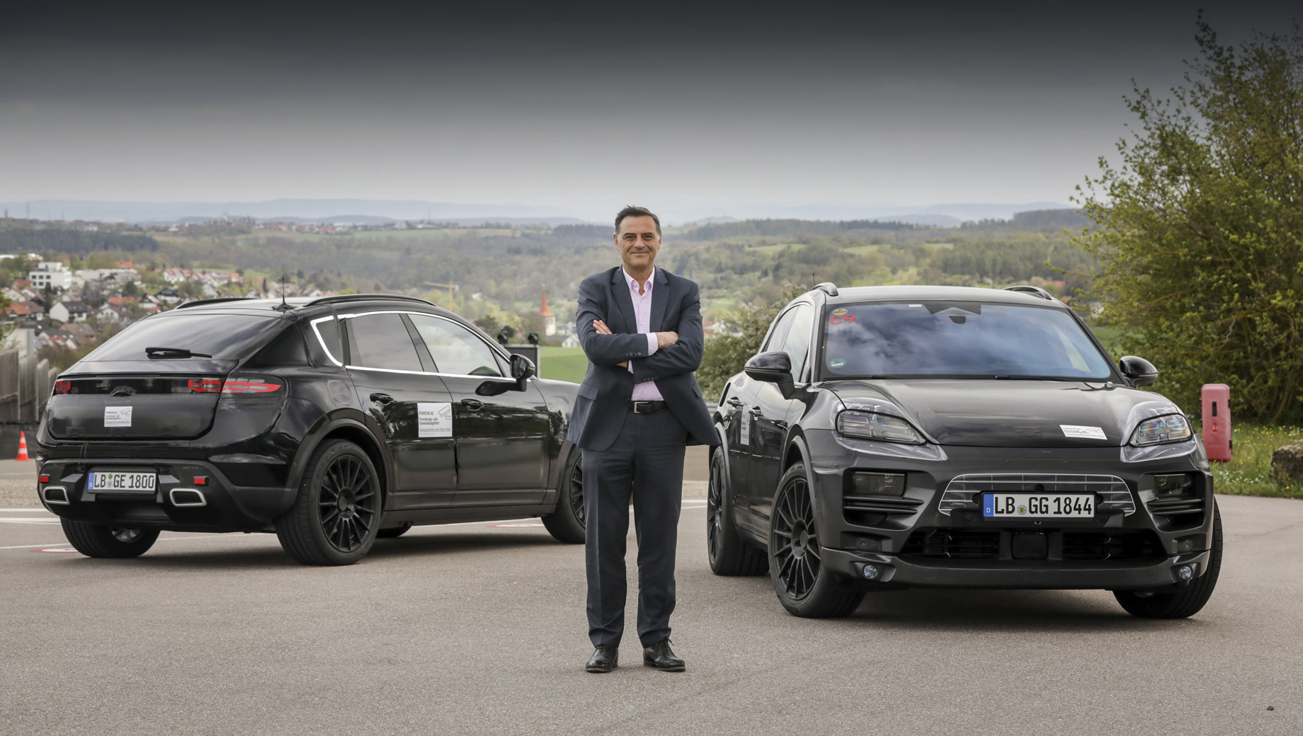 Кроссовер Porsche Macan EV выйдет на рынок в 2023 году