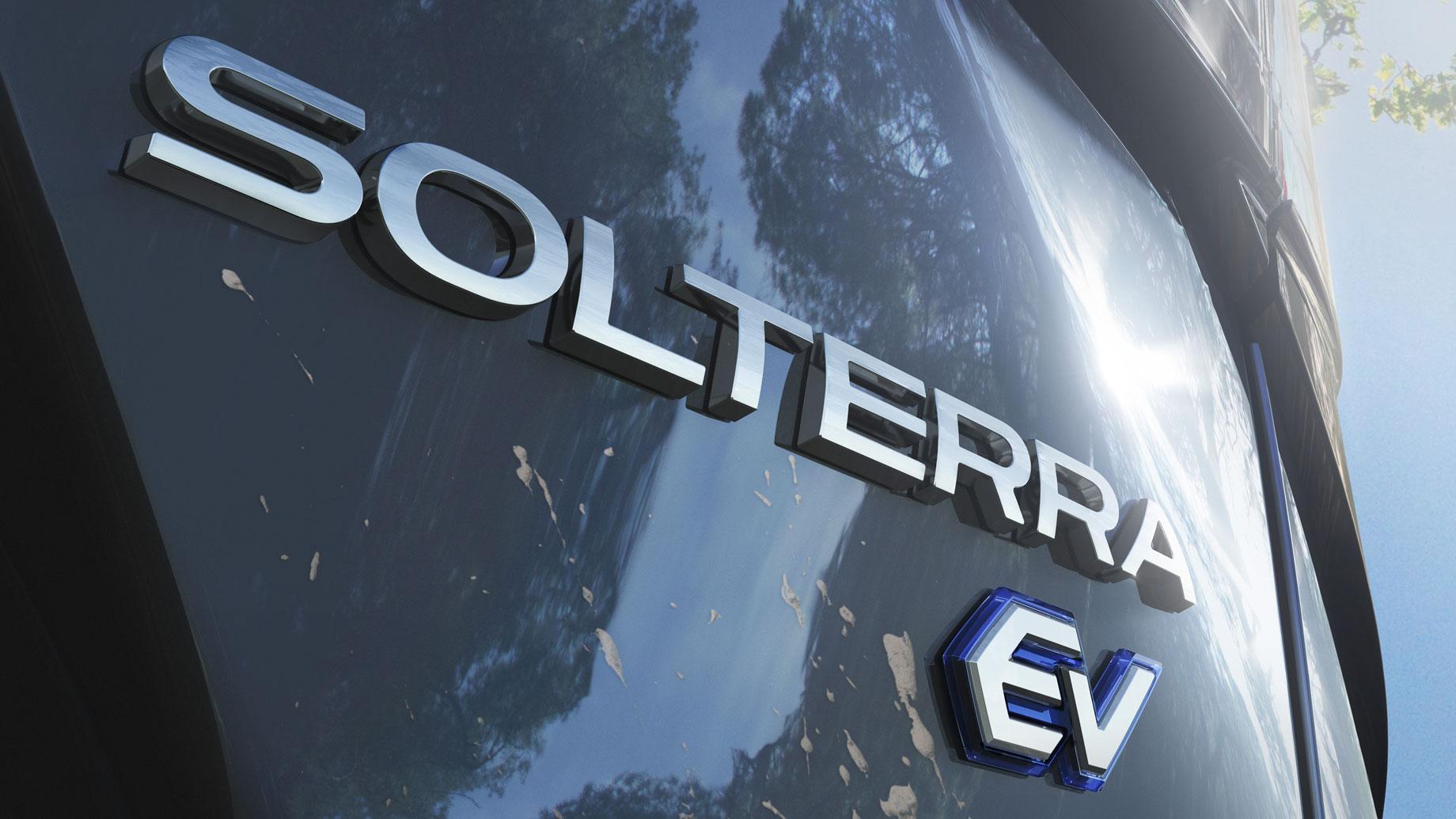 Батарейному паркетнику Subaru присвоено имя Solterra