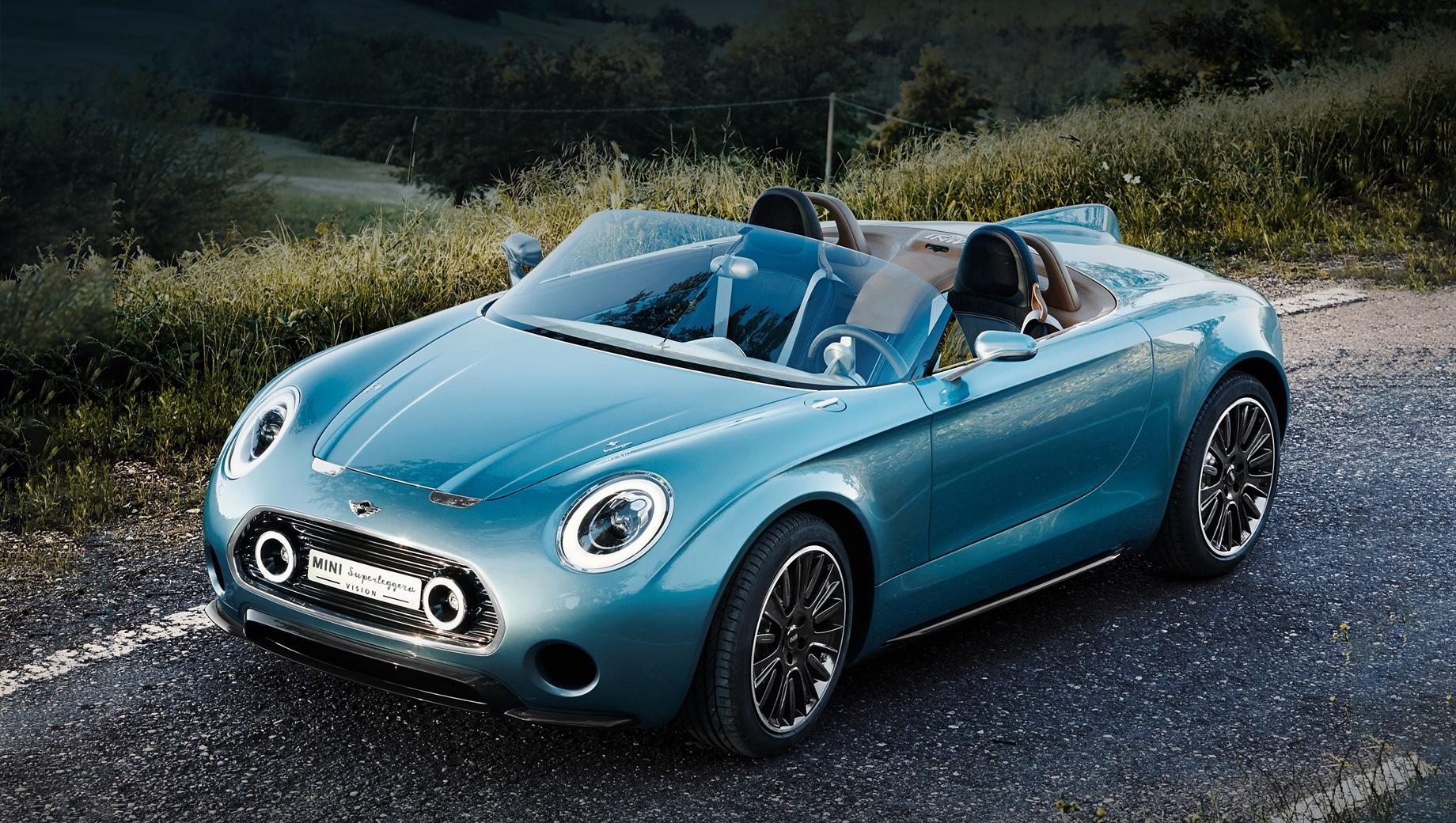 Электрический преемник Mini Convertible стартует в 2025 году