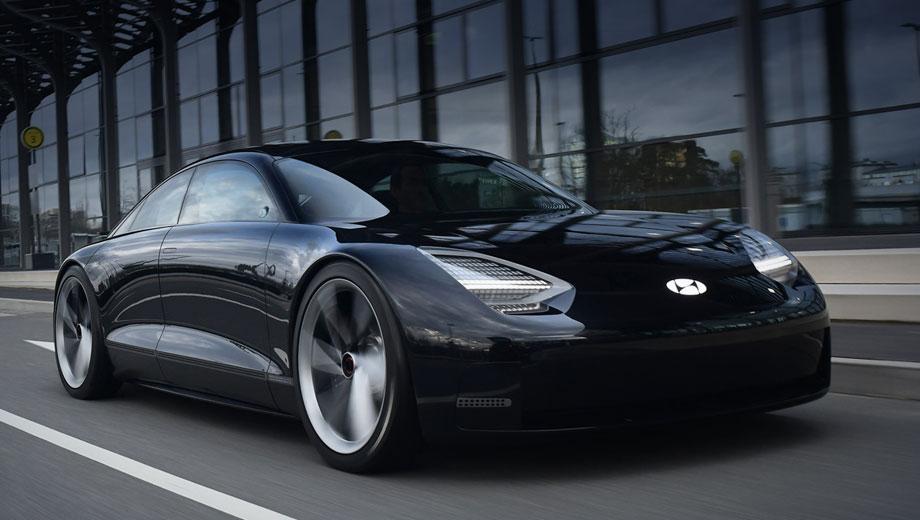 Группа Hyundai в 2022 году начнёт выпуск электрокаров в США