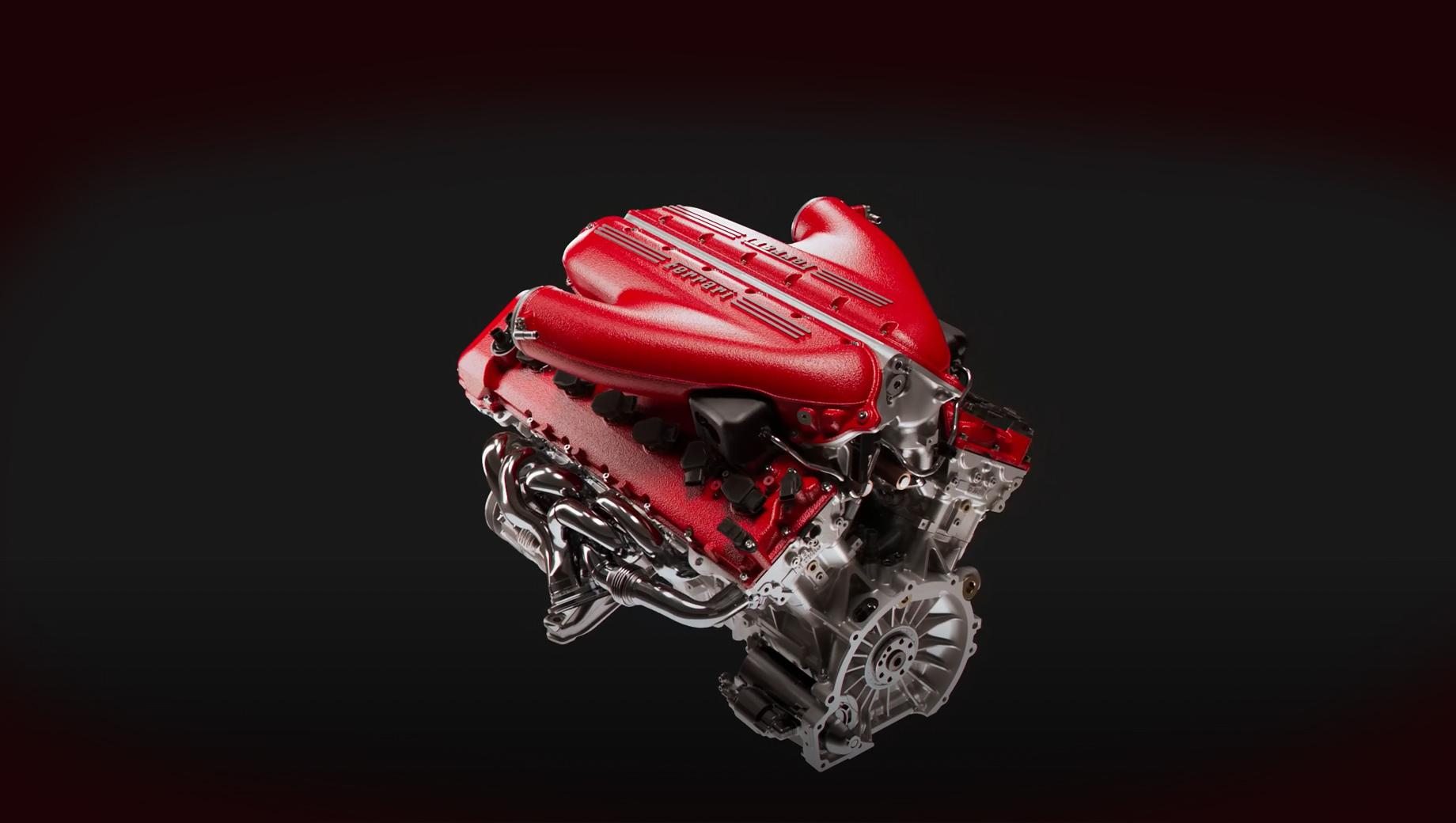Ferrari готовит ещё более мощный мотор V12