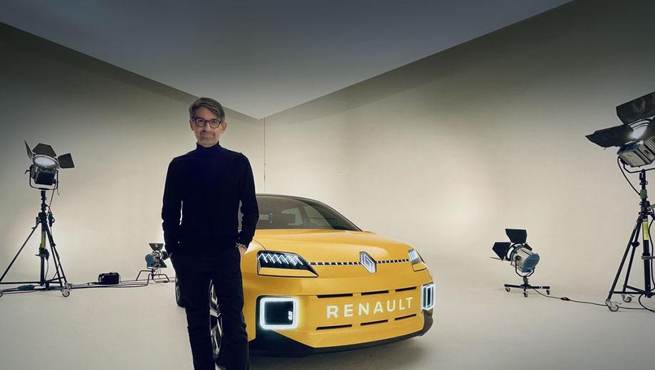 Шеф-дизайнером марки FIAT назначен выходец из Renault