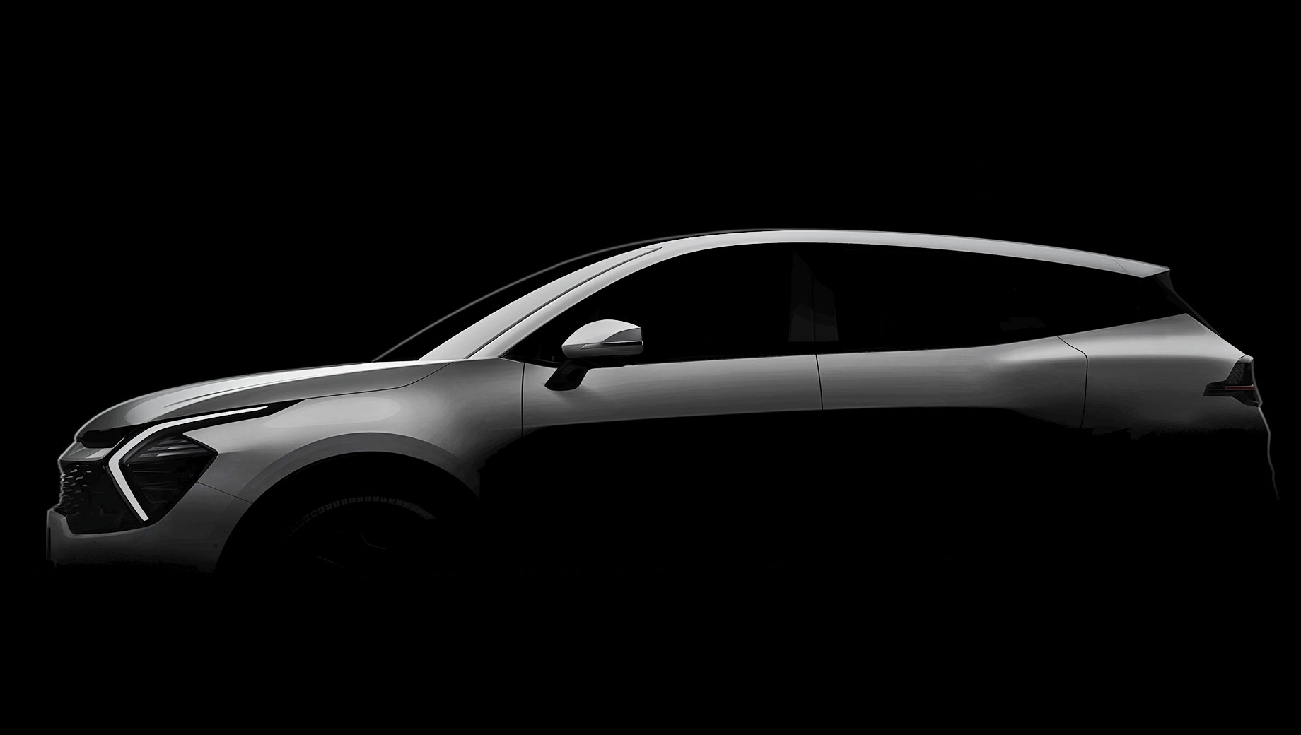 Дизайн нового Kia Sportage раскроется в начале июня