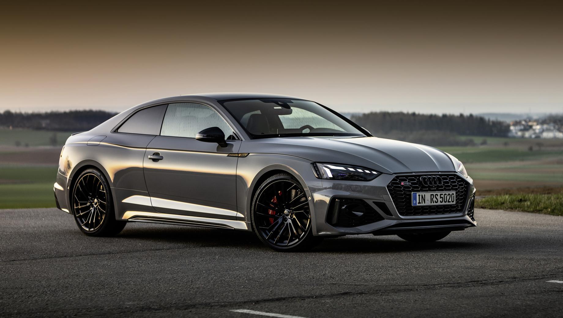 В России стартовали продажи обновлённых Audi RS 4 и RS 5