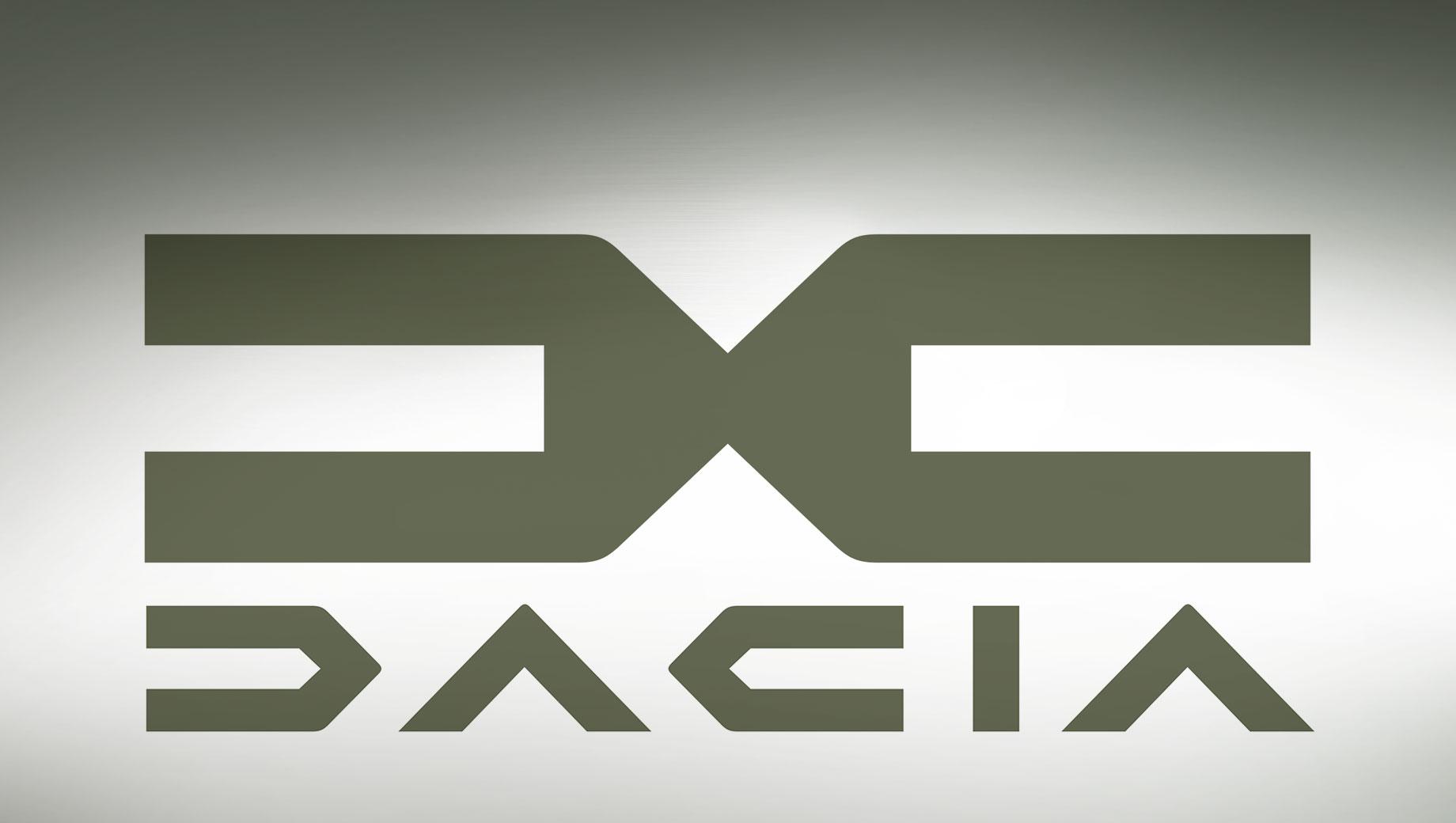 Марка Dacia презентовала новую фирменную символику