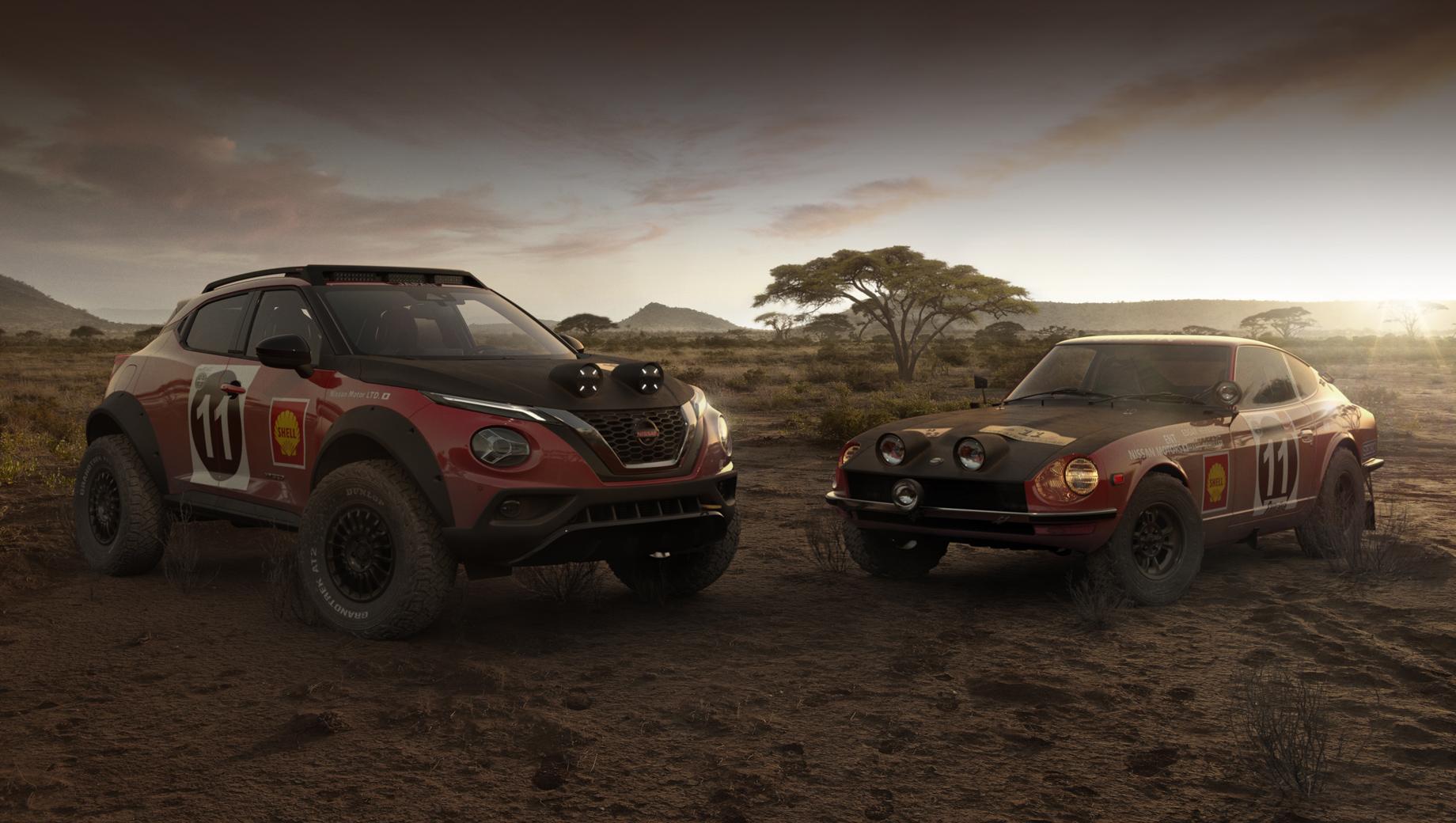 Nissan juke,Nissan concept,Nissan juke rally tribute. Идея раллийного Джука принадлежит европейскому отделению Ниссана. Именно оно пририсовало машине внедорожные колёса в расширенных арках, дополнительный свет и прочие экзотические атрибуты.