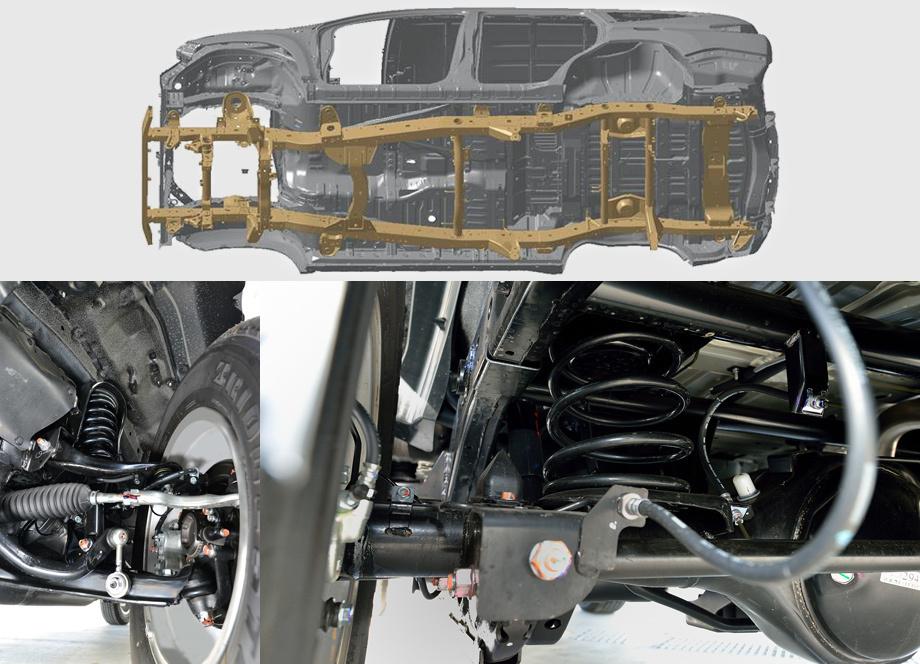 Примеряем статус флагмана обновлённому Mitsubishi Pajero Sport