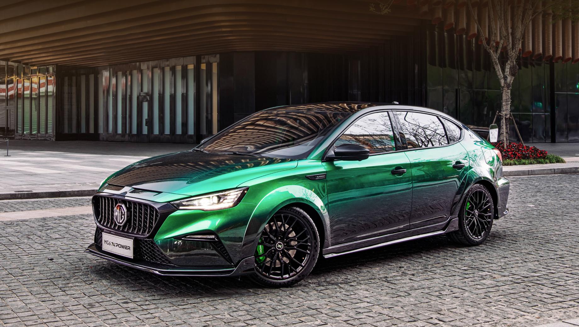 Mg 6,Mg 6 xpower. Первые данные о модели появились в мае, но дебют на публике состоялся на минувших выходных в Шэньчжэне, в рамках автосалона Guangdong-Hongkong-Macao Great Bay International Auto Show.