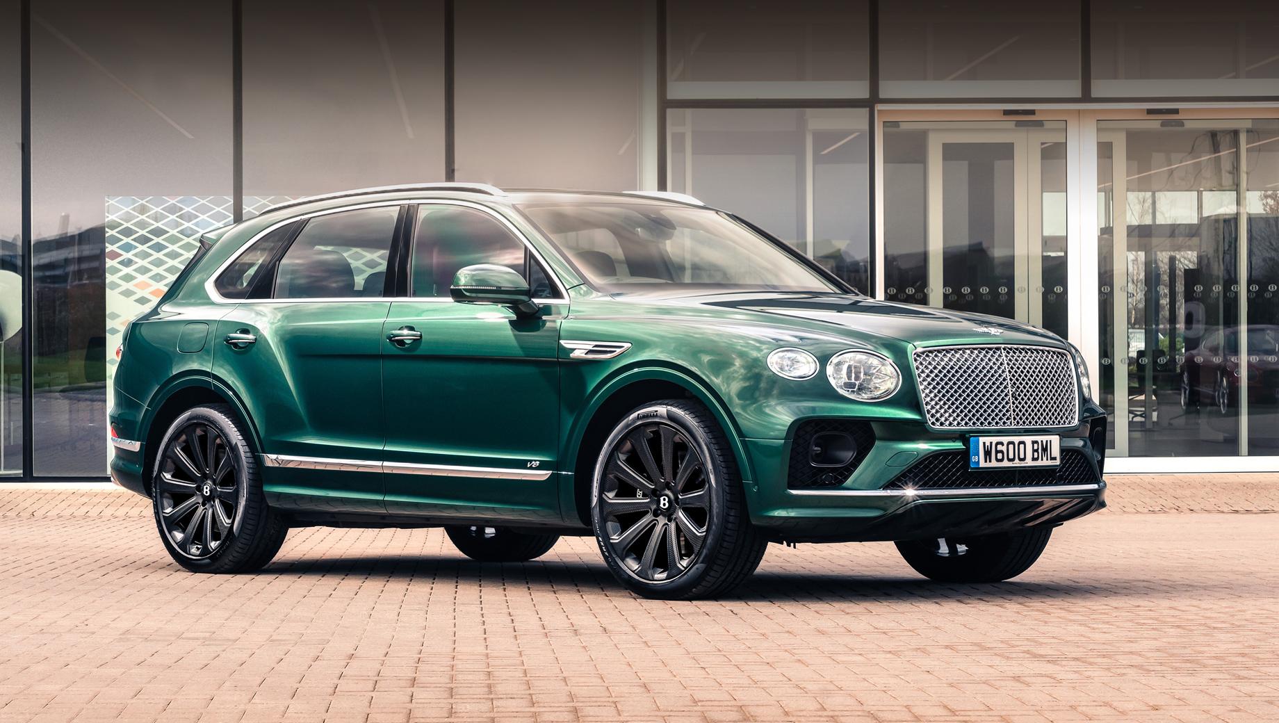 Bentley bentayga. Любая Bentayga выиграет от обновки, но, пожалуй, высокоскоростная версия Speed или заточенная под улучшенную управляемость Bentayga S — особенно.