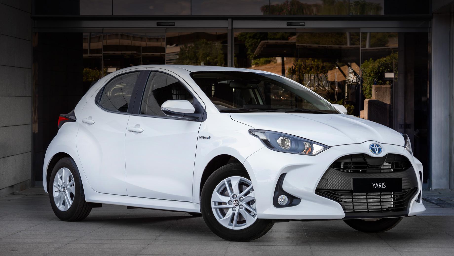 Хэтчбек Toyota Yaris стал фургоном Ecovan в Испании
