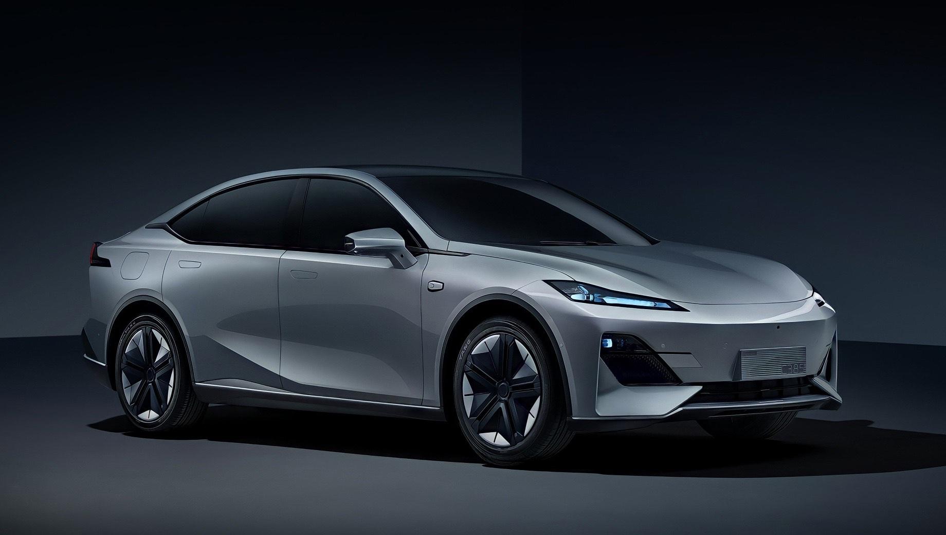 Changan C385 будет соперничать с седаном Tesla Model 3
