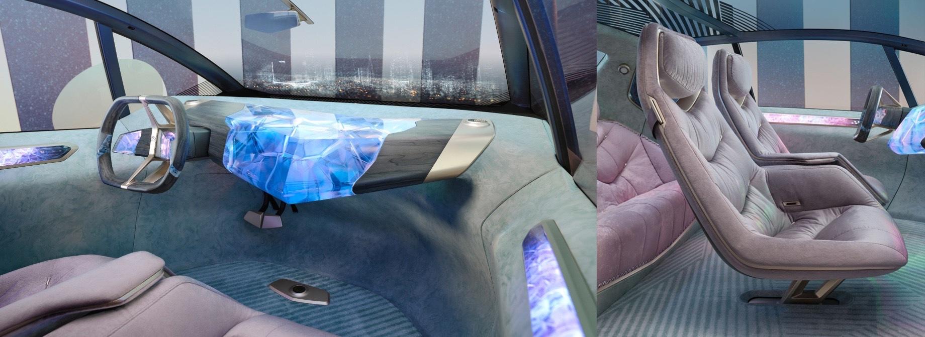 Концепт BMW i Vision Circular воспел экономику замкнутого цикла