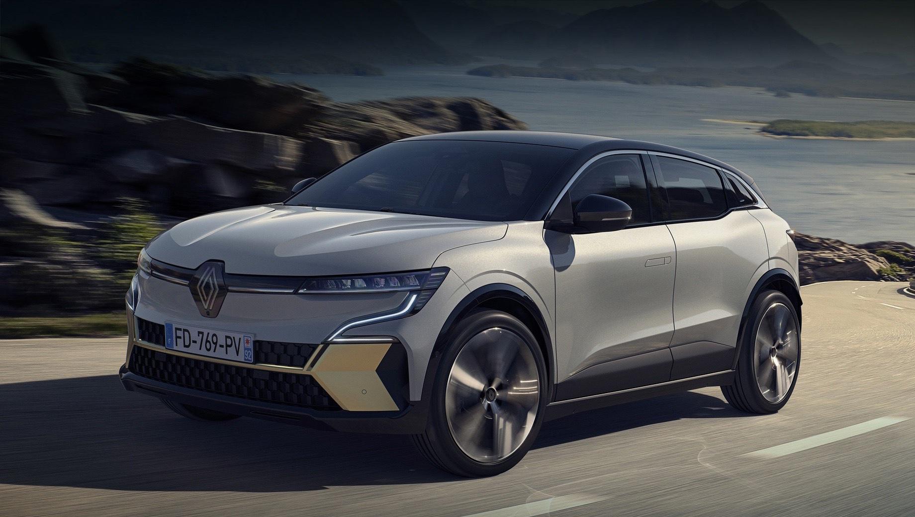 Электрокар Renault Megane E-Tech Electric освоил шасси партнёра
