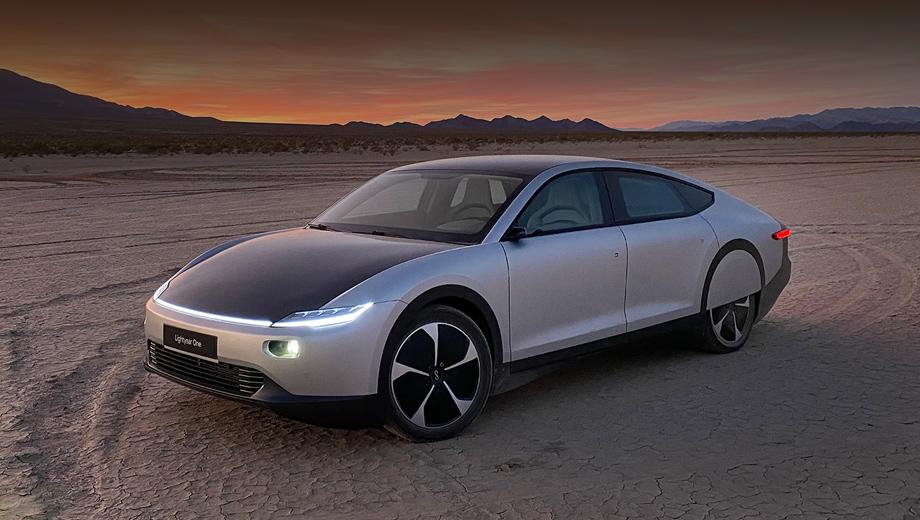 Солнечный автомобиль Lightyear One получил средства для запуска