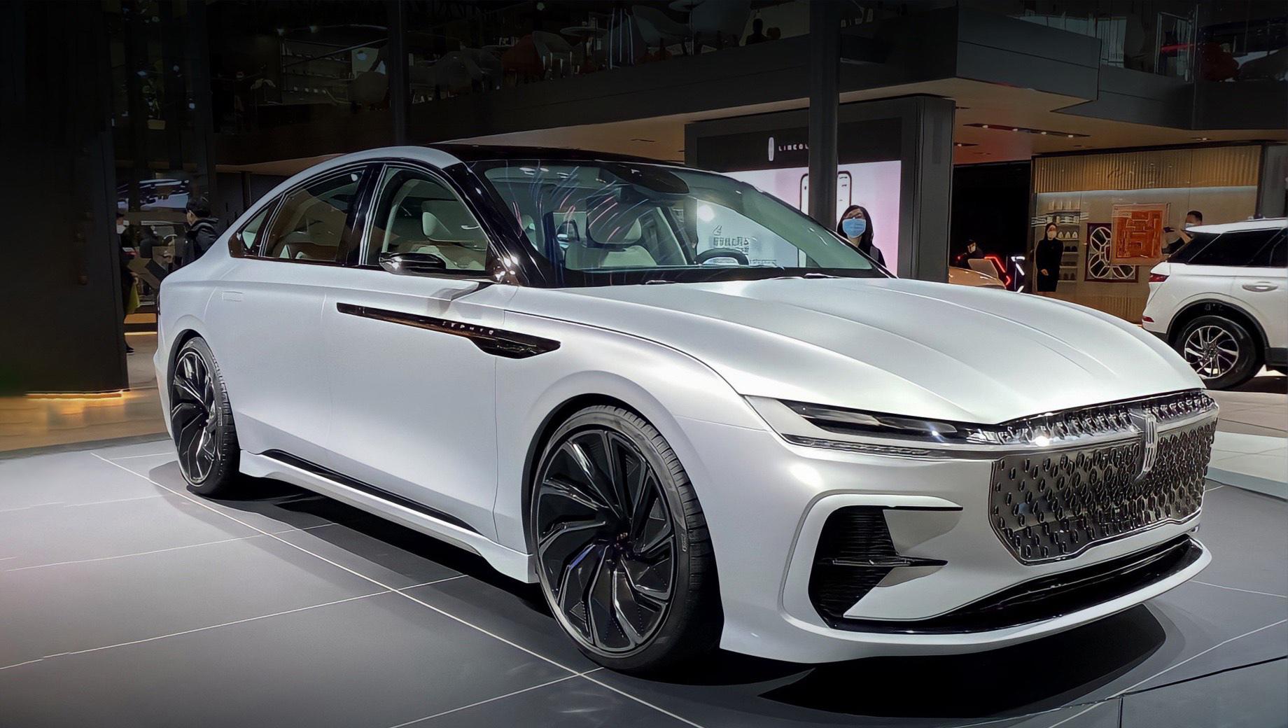 Lincoln zephyr. Прототип Zephyr Reflection (на фото) был показан в апреле на шоу Auto Shanghai без характеристик. Компания Lincoln заявила, что новая четырёхдверка адресована молодым клиентам только в Китае.
