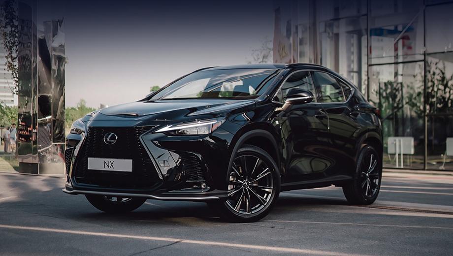 Lexus nx,Lexus lx. Автомобиль получил комплекс систем безопасности Lexus Safety System+ третьего поколения, светодиодный ближний и дальний свет, улучшенную мультимедийную систему с голосовым ассистентом.