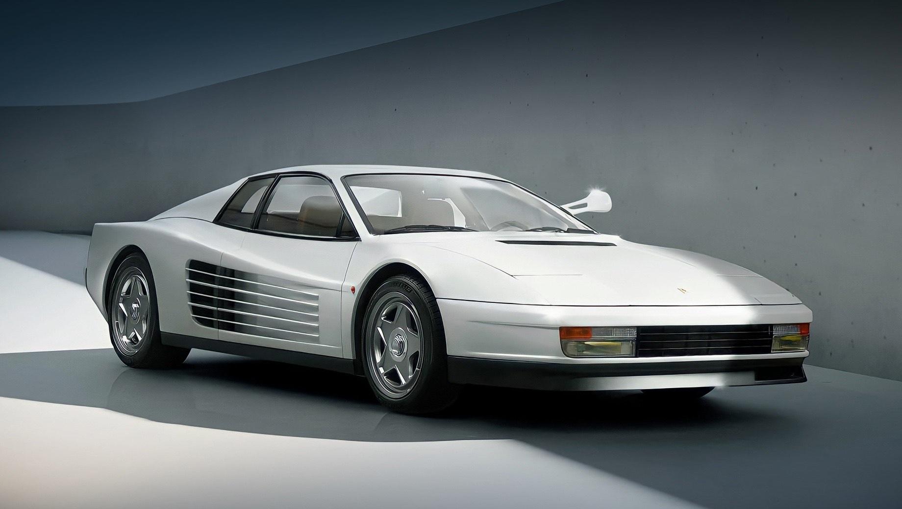 Ferrari testarossa. Рестомод может похвастаться регулируемыми амортизаторами Öhlins и тормозами Brembo с шестипоршневыми механизмами на передней оси и четырёхпоршневыми на задней. Они скрыты за колёсами диаметром 17 и 18 дюймов соответственно. На оригинале использовались 16-дюймовые.