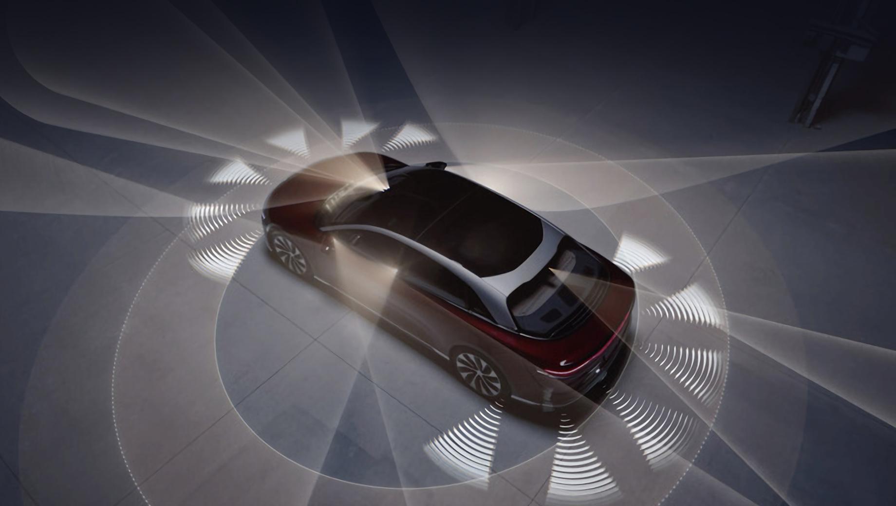 Автопилот Lucid DreamDrive будет обновляться по воздуху